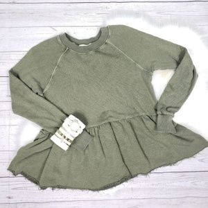 Truly Madly Deeply Sweaters - Truly Madly Deeply Peplum